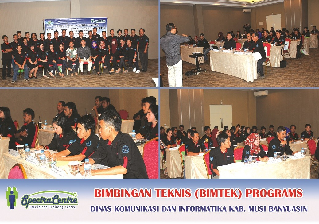 Spectracentre BIMTEK & DIKLAT Program