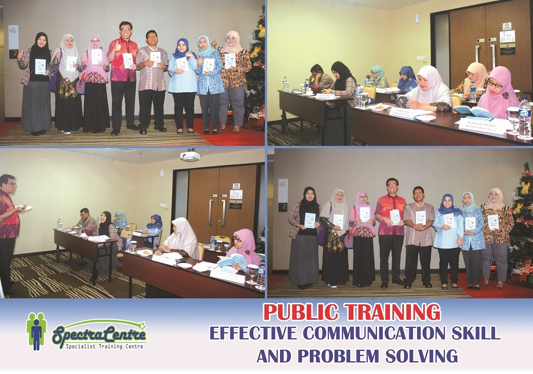 Effective Communication Skill and Problem Solving