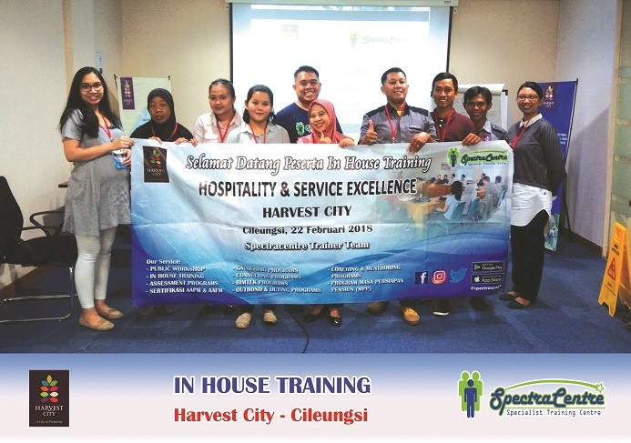 Inhouse Training - Harvest City